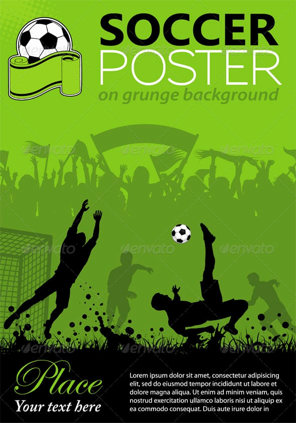 Soccer Invitation Template Free Fresh soccer Invitation Template