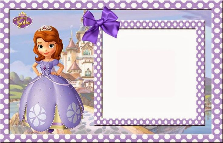 Sofia the First Invitation Awesome sofia the First Free Printable Invitations Cards or