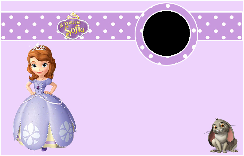 Sofia the First Invitation Template Elegant sofia the First Free Printable Invitations Cards or