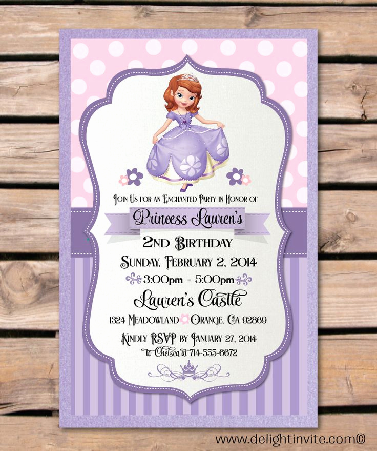 Sofia the First Invitation Template Luxury 31 Best Fiesta Gordita Images On Pinterest