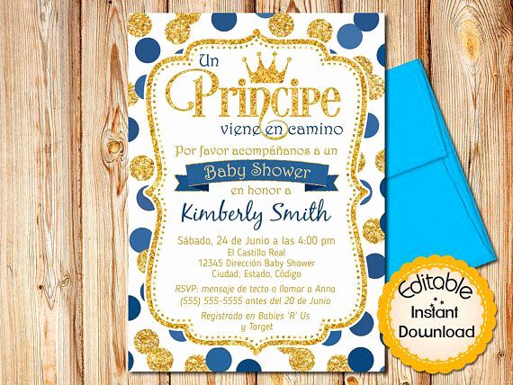 Spanish Baby Shower Invitation Beautiful 28 Best Spanish Baby Shower Invitations Images On