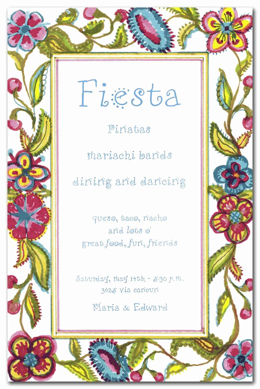 Spanish Baby Shower Invitation Wording Lovely Spanish Holiday Invitation