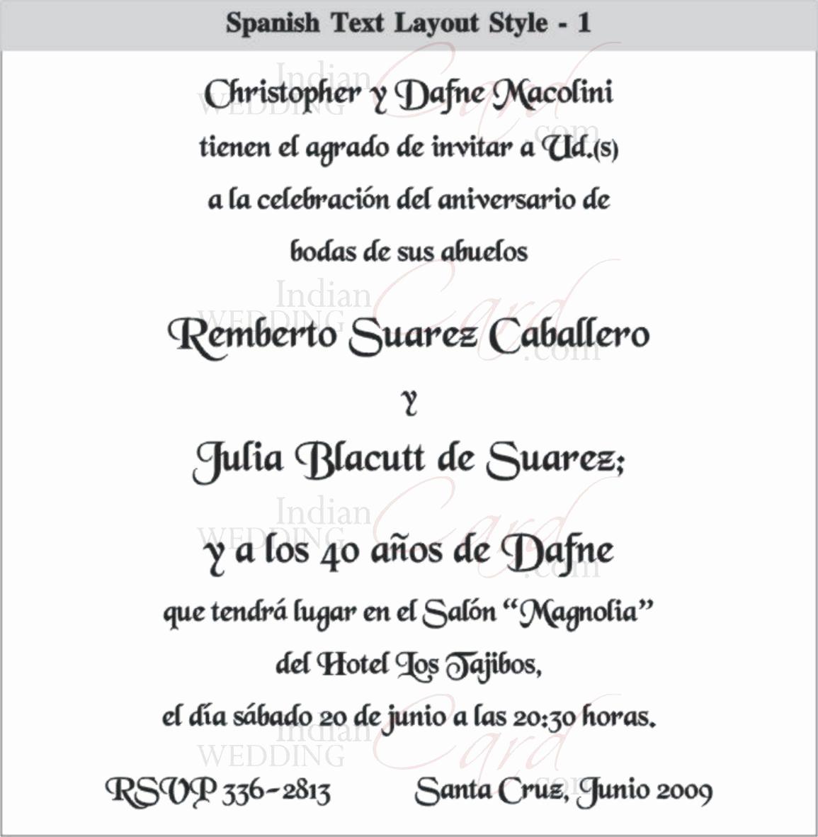 Spanish Birthday Invitation Wording Elegant Scroll Wedding Invitations Scroll Invitations Wedding
