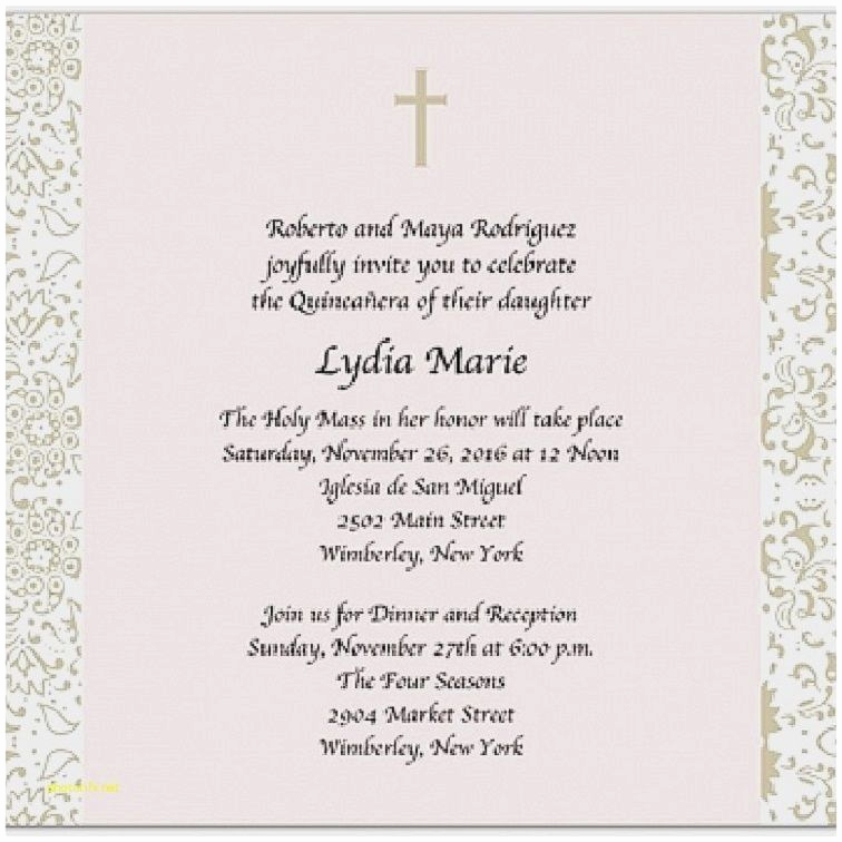 Spanish Wedding Invitation Wording Lovely Religious Wedding Invitation Wording In Spanish