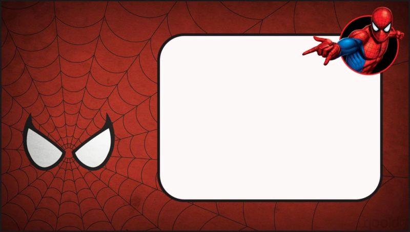 Spiderman Birthday Invitation Template Inspirational Free Invitation Templates