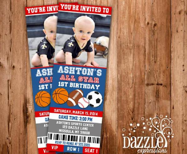 Sports Ticket Invitation Template Free Inspirational 16 Sports Ticket Templates Psd Ai Vector Eps