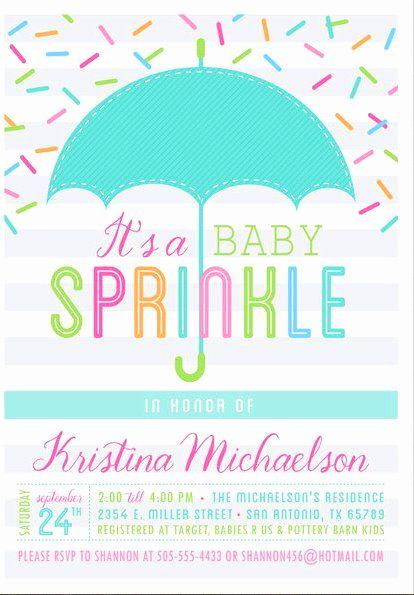 Sprinkle Baby Shower Invitation Wording Lovely Best 25 Baby Sprinkle Invitations Ideas On Pinterest