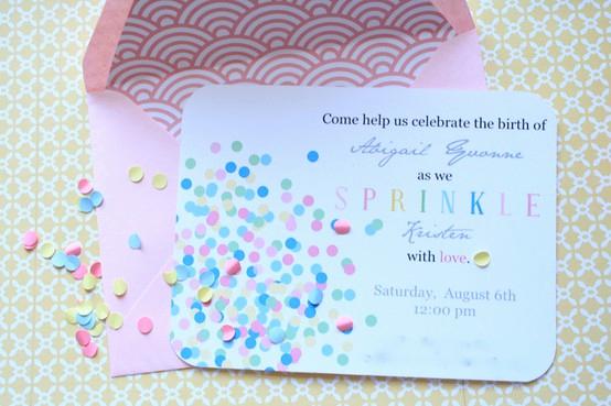 "Sprinkle Shower Invitation Wording Unique Let's Plan to Her…a Baby ""sprinkle"" Edition Pt 1"
