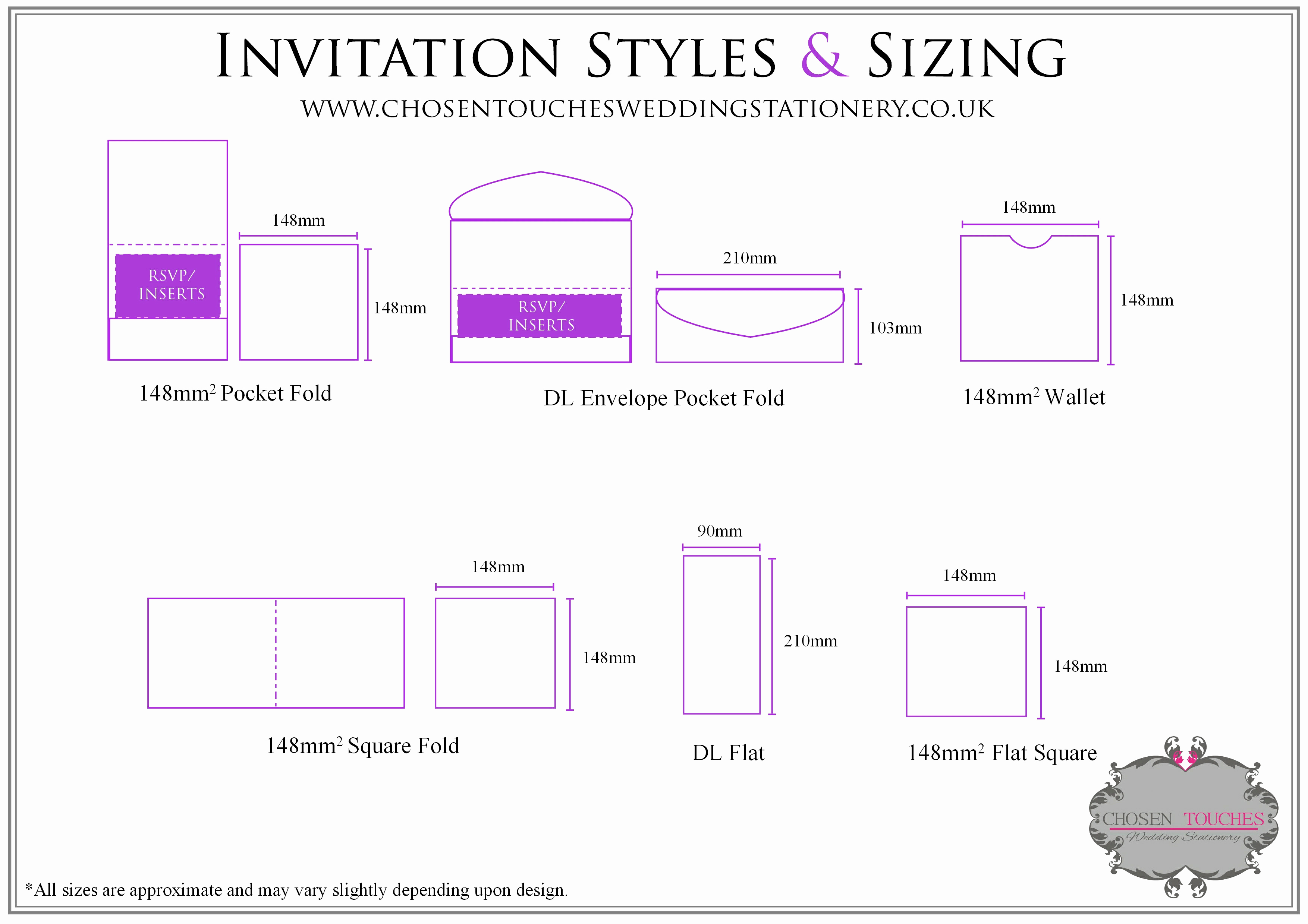 Standard Wedding Invitation Size Best Of 33 Unique S Standard Invitation Card Size