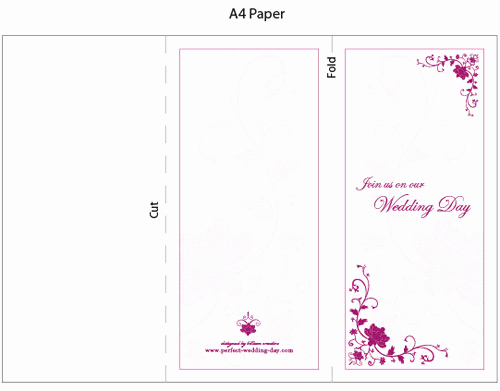 Standard Wedding Invitation Size Elegant Wedding Invitations Create An Amazing First Impression