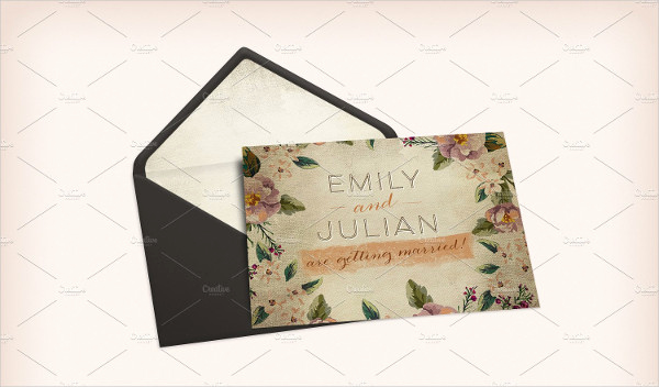 Standard Wedding Invitation Size Inspirational 25 Examples Of Invitation Envelopes