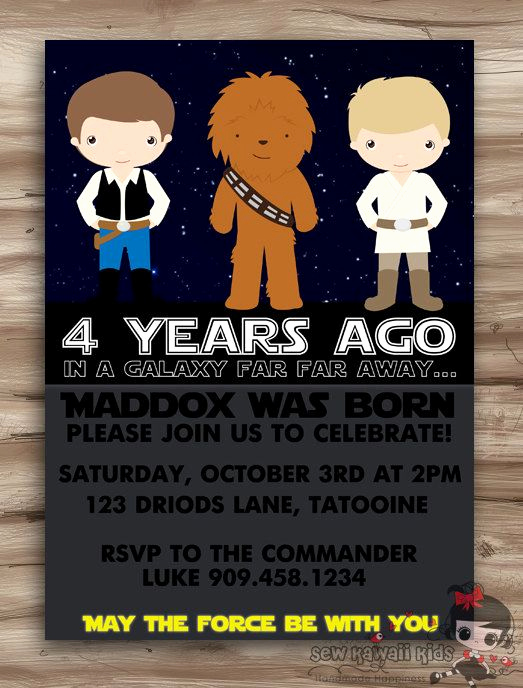 Star Wars Birthday Invitation Wording Beautiful 17 Best Ideas About Star Wars Invitations On Pinterest