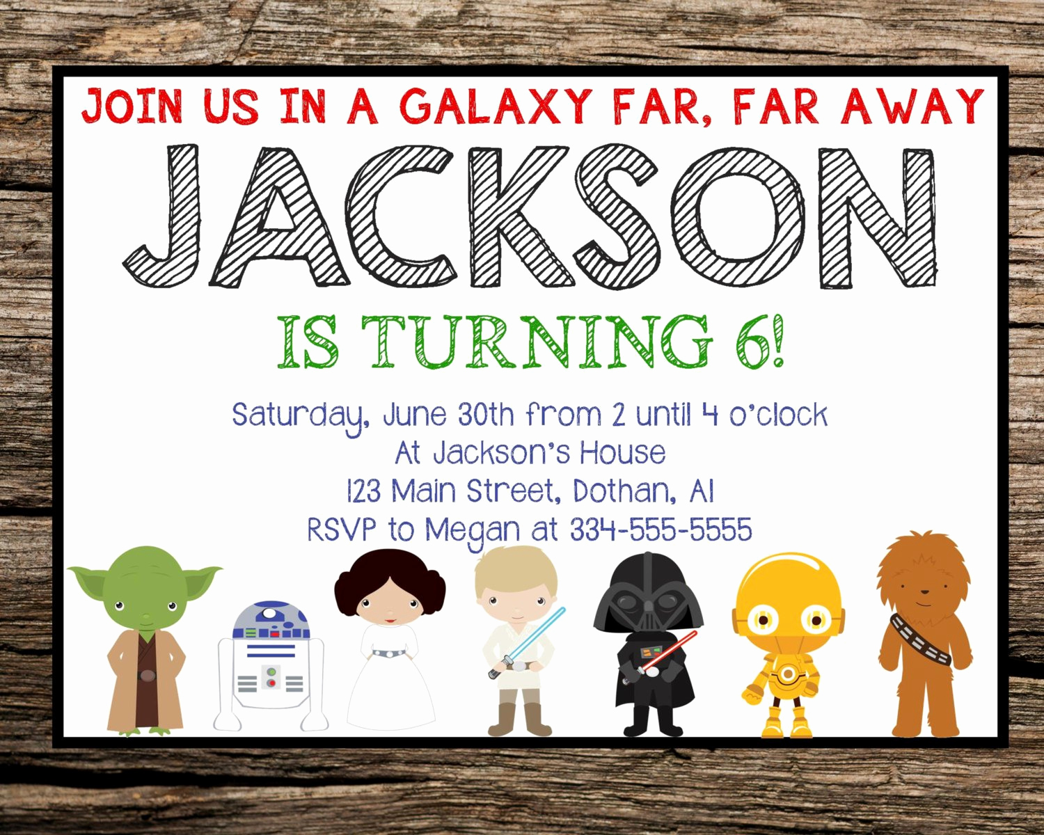 Star Wars Invitation Template Free Luxury Printable Lego Star Wars Birthday Invitations