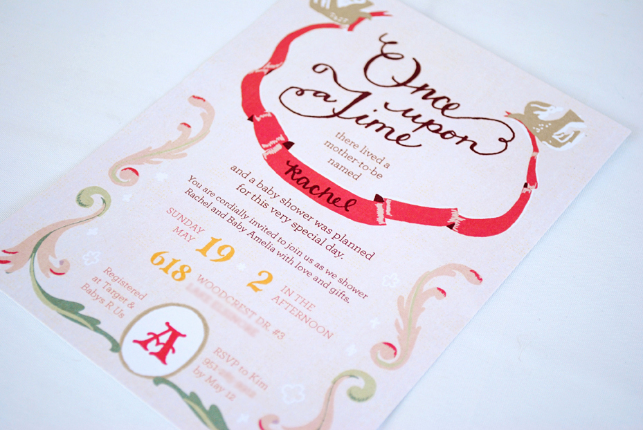 Storybook Baby Shower Invitation New 301 Moved Permanently