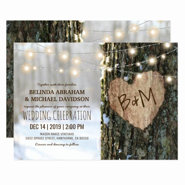 String Lights Wedding Invitation Beautiful Rustic Wood Mason Jars String Lights Lace Wedding Invitation