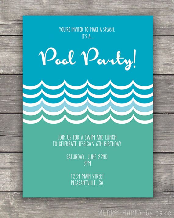 Summer Party Invitation Wording Best Of 17 Best Ideas About Summer Party Invites On Pinterest