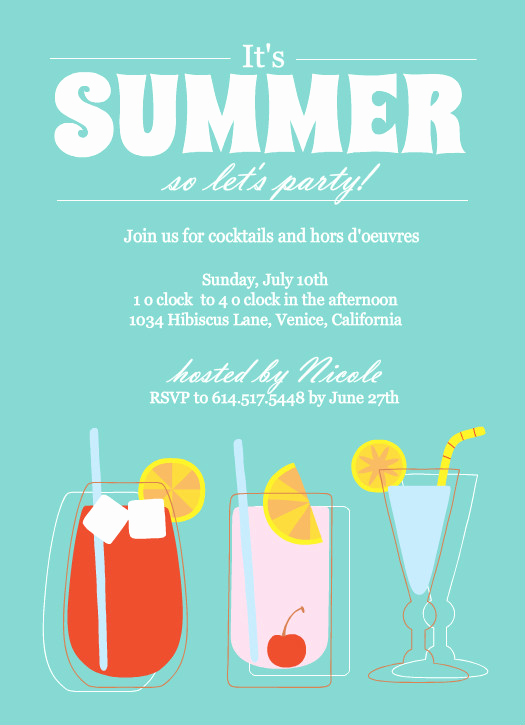 Summer Party Invitation Wording Inspirational 301 Moved Permanently