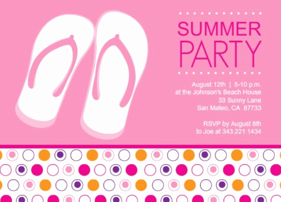 Summer Party Invitation Wording New Outdoor Party Game Ideas From Purpletrail