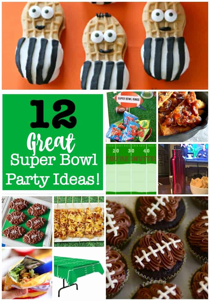 Super Bowl Invitation Ideas Luxury 12 Great Super Bowl Party Ideas Mom 6