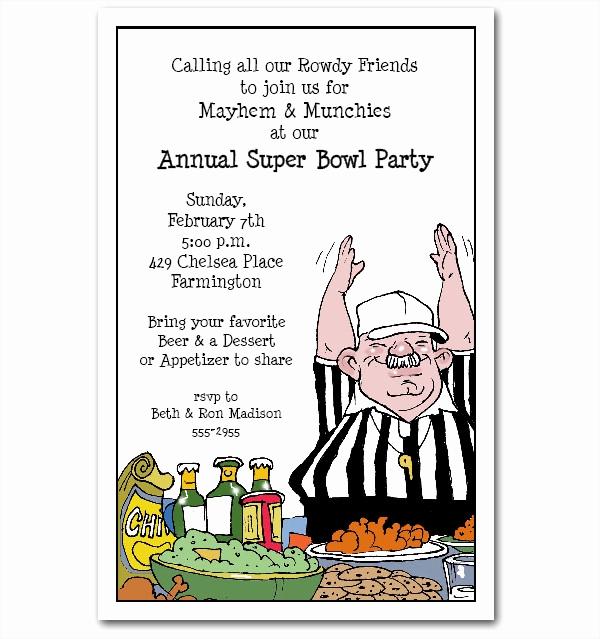 Super Bowl Invitation Template Beautiful 21 Super Bowl Invitation Designs Psd Vector Eps Jpg