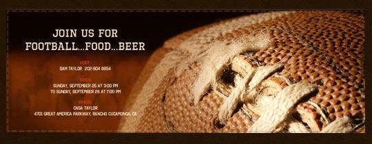 Super Bowl Invitation Template Elegant 10 Free Super Bowl Party Invitations & Printable Flyer