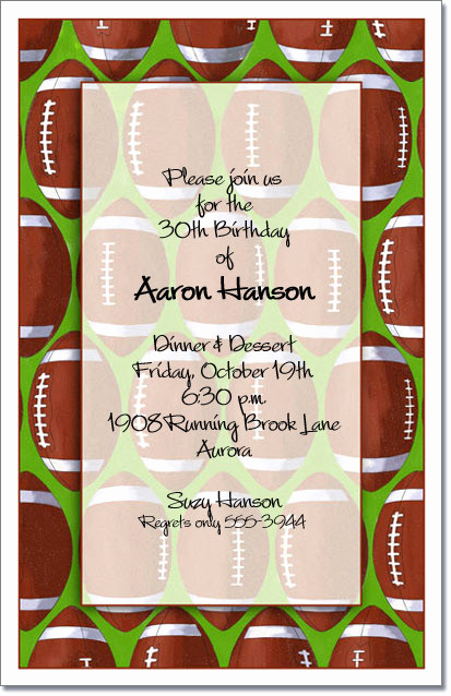 Super Bowl Party Invitation Wording Lovely Football Party Invitations Superbowl Party Invitation