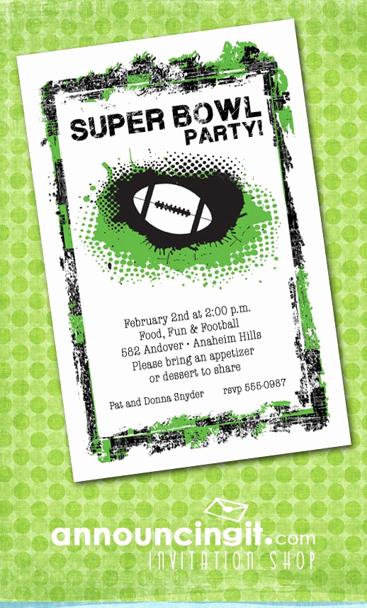 Superbowl Party Invitation Wording Fresh 1000 Images About Party Invitations On Pinterest