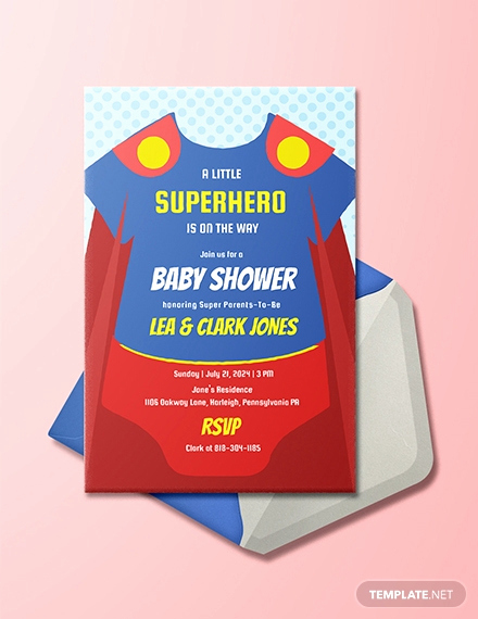 Superhero Baby Shower Invitation Templates Fresh Free Baby Naming Ceremony Invitation Template Download