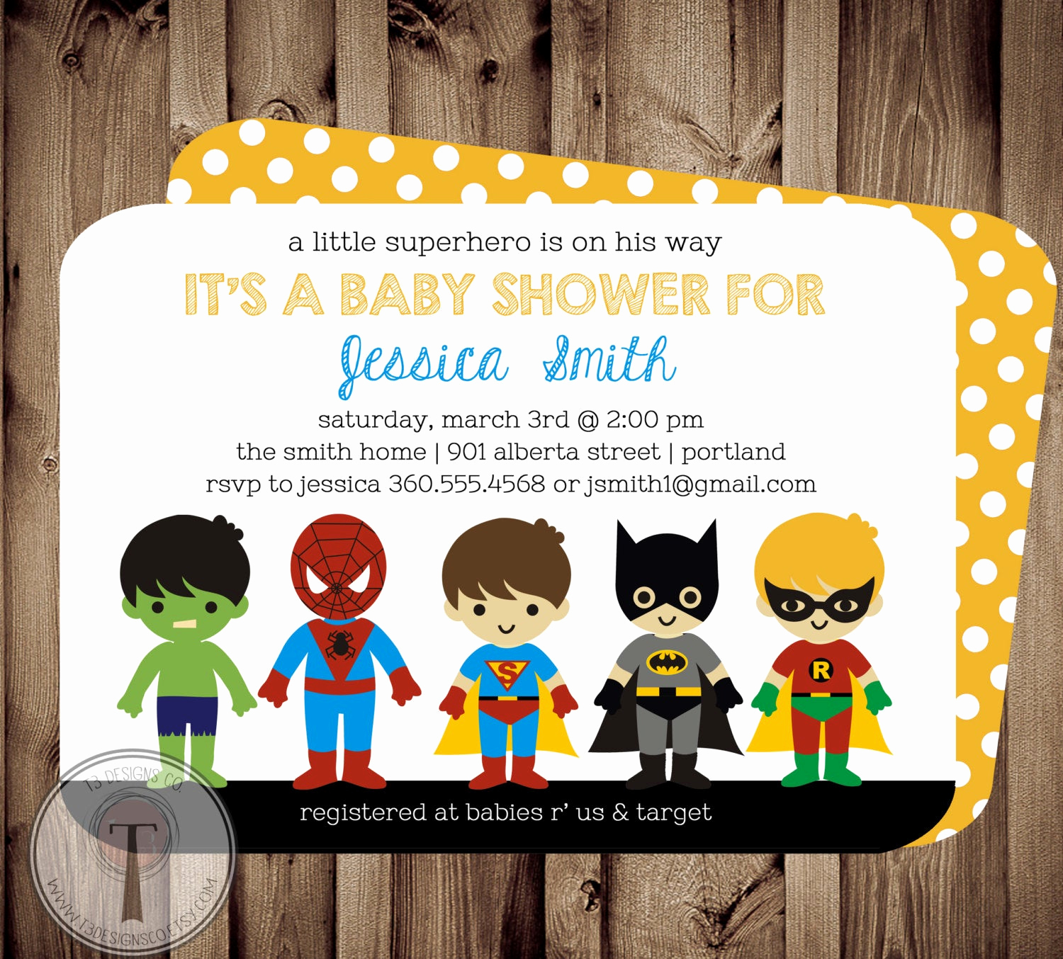 Superhero Baby Shower Invitation Templates Unique Superhero Baby Shower Invitationsuper Hero Baby Shower