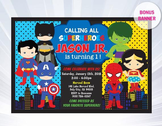 Superhero Birthday Invitation Template Awesome Superhero Invitation Superhero Invitation Templates