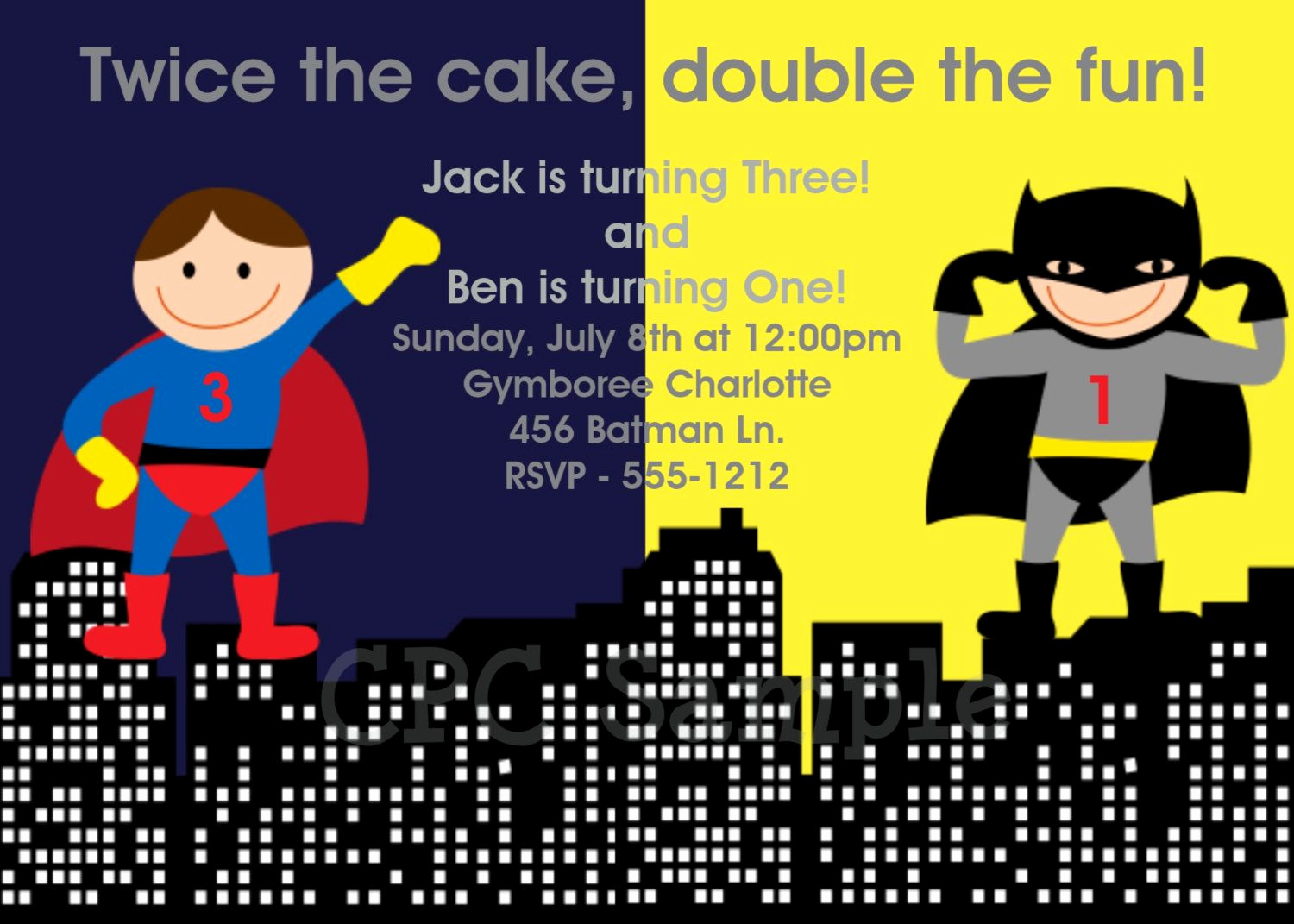 Superhero Birthday Invitation Wording Awesome Superhero Birthday Invitation Superhero Birthday Party