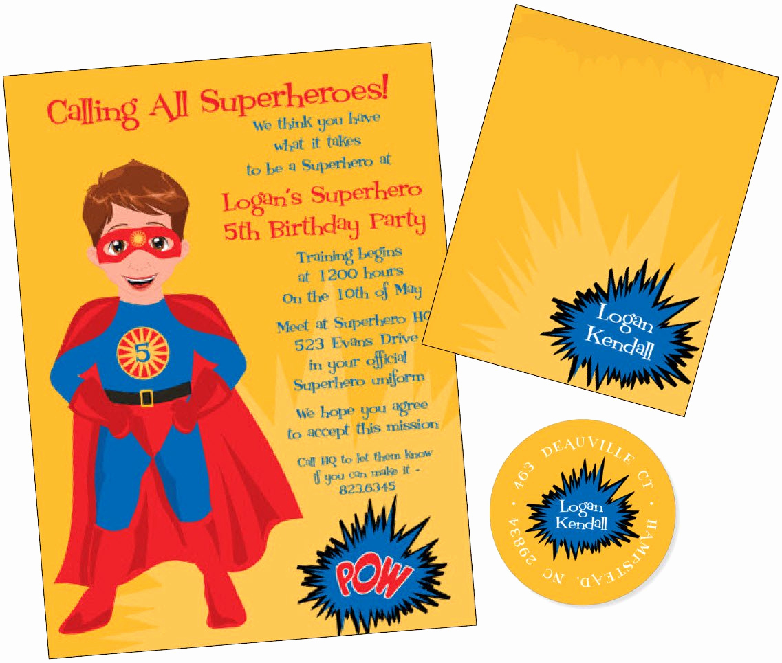 Superhero Birthday Invitation Wording Lovely Superhero Birthday Invitation Wording
