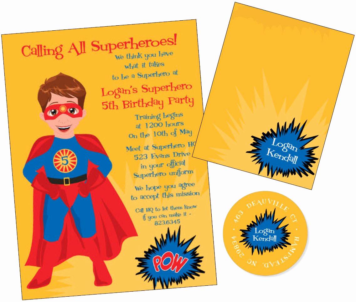 Superhero Birthday Invitation Wording Lovely Superhero Birthday Invitation Wording
