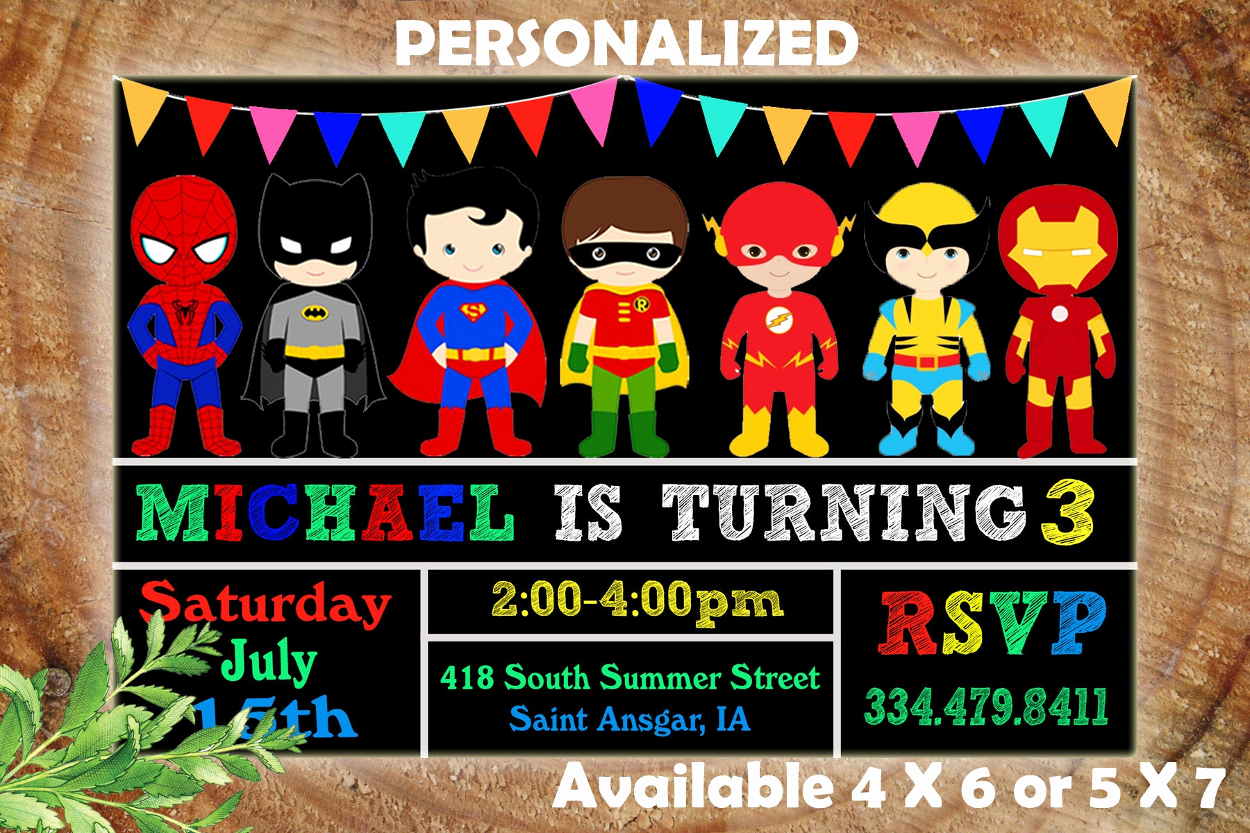 Superhero Invitation Template Download Awesome Super Hero Invitation Superhero Invitation Templates