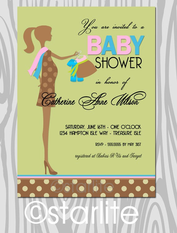 Surprise Baby Shower Invitation Inspirational Baby Shower Invitation Gender Neutral Baby Surprise by