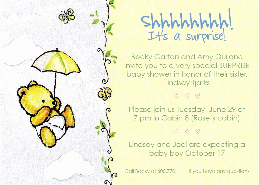 Surprise Baby Shower Invitation Wording Best Of Surprise Baby Quotes Quotesgram