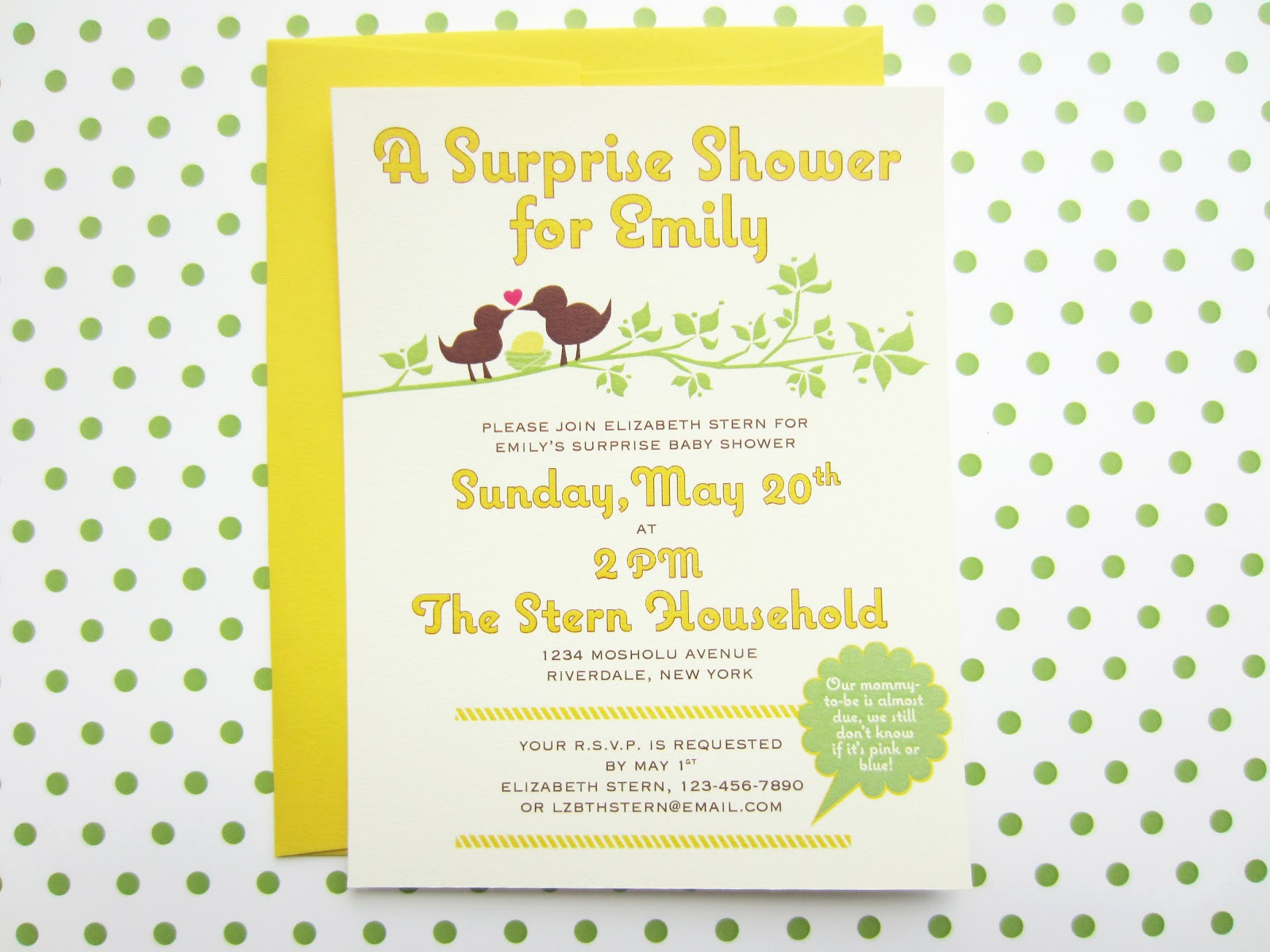 Surprise Baby Shower Invitation Wording Luxury Things I Make and Stuff I Like Surprise Baby Shower