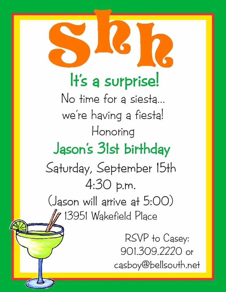 Surprise Birthday Invitation Wording Lovely 172 Best Party Invitation Wording Images On Pinterest