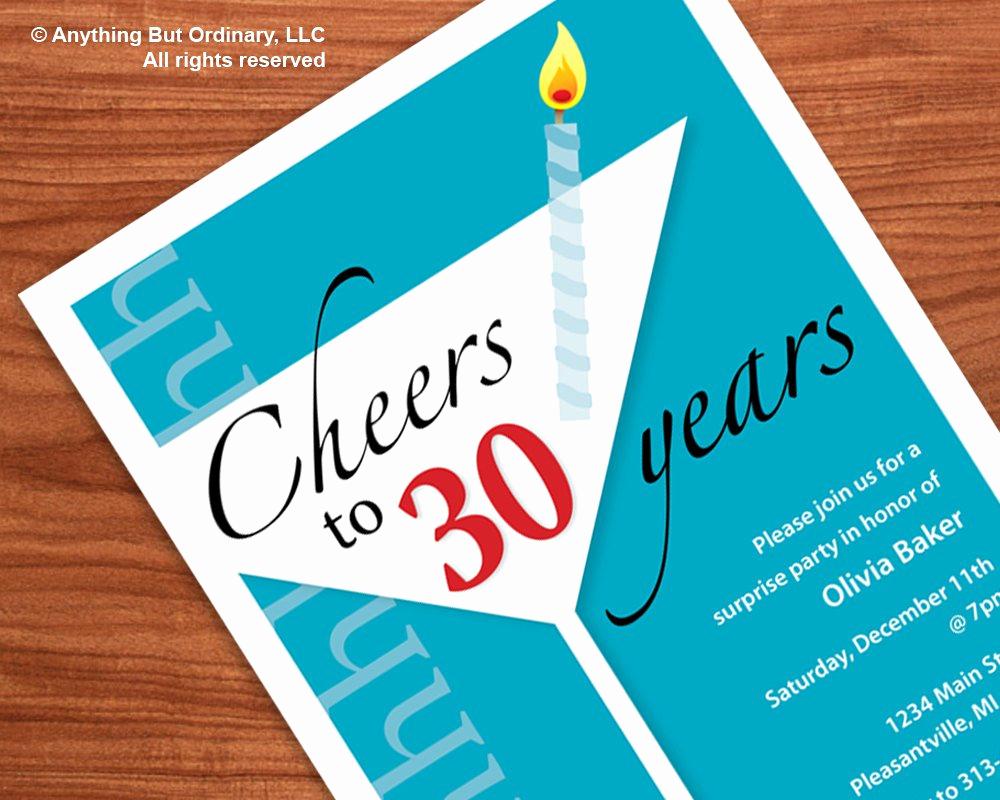Surprise Graduation Party Invitation Wording New Surprise 30th Birthday Invitation Wording