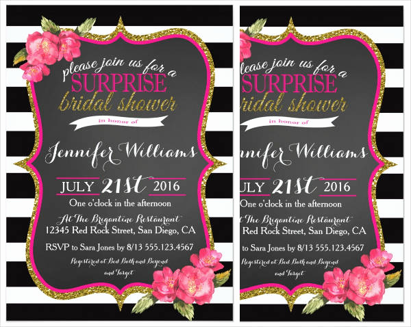 Surprise Wedding Invitation Wording New 50 Sample Wedding Invitations Psd Ai Vector Eps