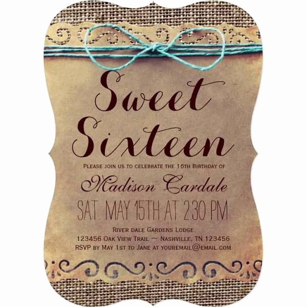 Sweet 15 Invitation Ideas Unique Best 20 Sweet 15 Invitations Ideas On Pinterest
