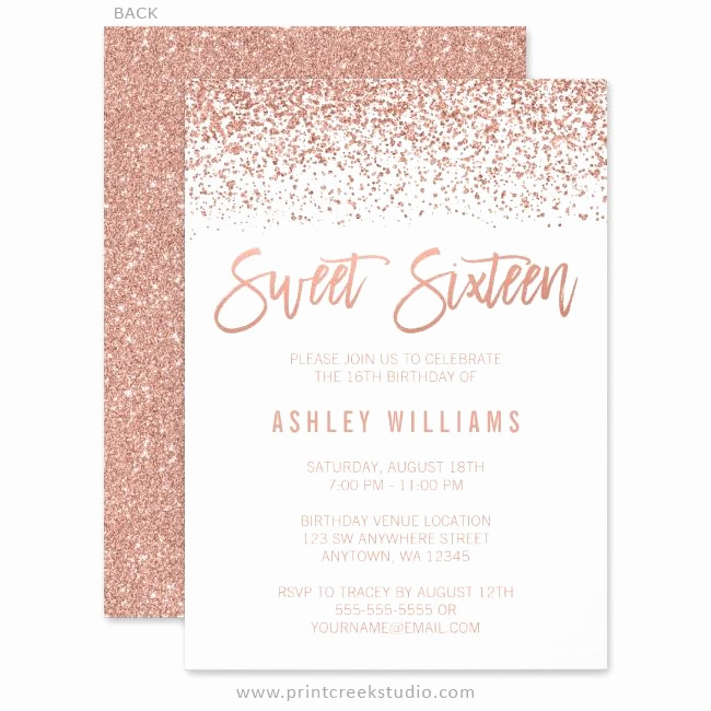 Sweet 16 Invitation Ideas Fresh Best 25 Sweet 16 Invitations Ideas On Pinterest