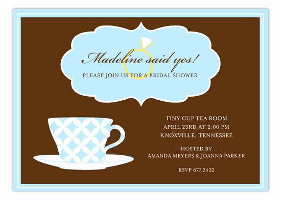 Tea Cup Invitation Template Best Of Polka Dot Design Blog Ideas Inspiration and Invitations