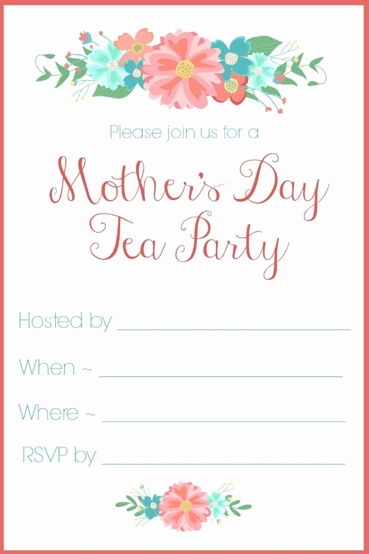 Tea Party Invitation Ideas Elegant 364 Best Images About Ladies Tea Party Ideas On Pinterest