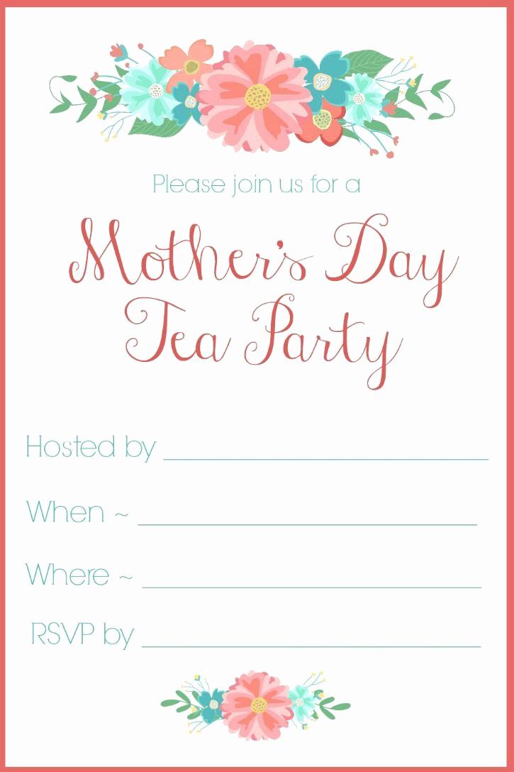 Tea Party Invitation Ideas Elegant 364 Best Images About Ladies Tea Party Ideas On Pinterest