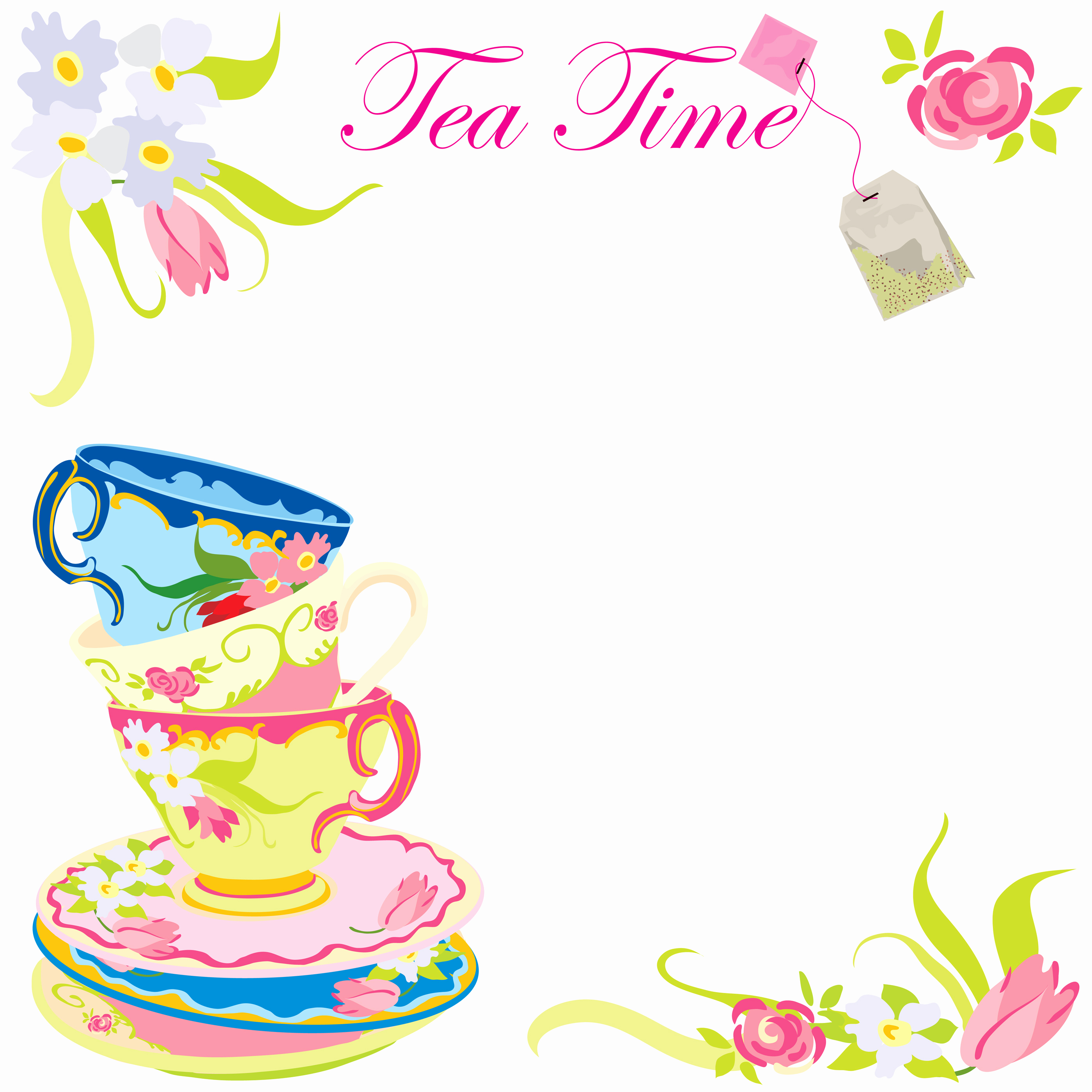 Tea Party Invitation Templates Best Of Free Printable Tea Party Invitations Slumber Party
