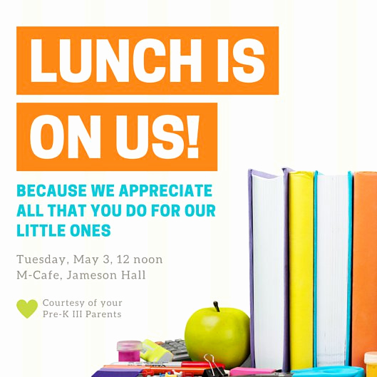 Teacher Appreciation Lunch Invitation Best Of Lunch Books Teacher Appreciation Invitation Templates by