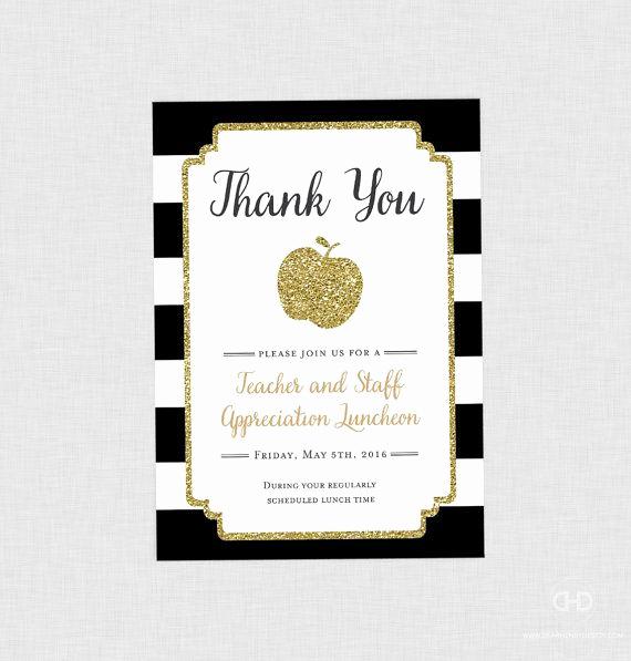 Teacher Appreciation Luncheon Invitation Best Of Best 25 Teacher Appreciation Luncheon Ideas On Pinterest
