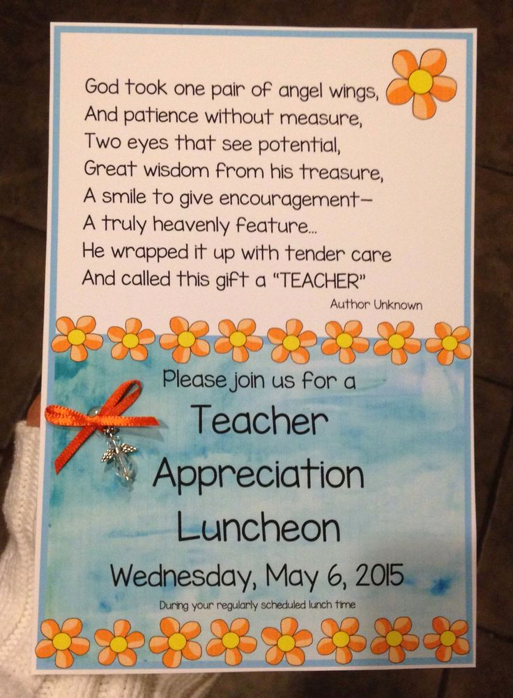 Teacher Appreciation Luncheon Invitation Wording Elegant 25 Best Ideas About Teacher Appreciation Luncheon On