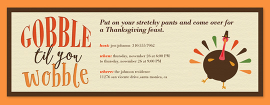 Thanksgiving Invitation Templates Free Word Luxury Free Line Thanksgiving Dinner Invitations